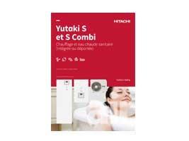 Brochure Yutaki S et S Combi R410A - R32