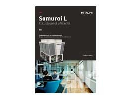 Brochure Samurai L - Condensation à Air