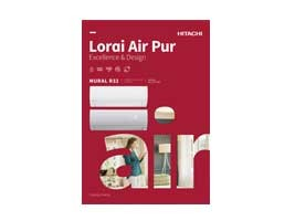 Brochure mural Lorai Air Pur