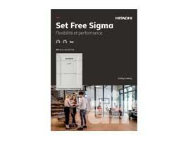 Brochure DRV Set Free Sigma