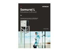 Brochure Samurai L - Condensation à Eau